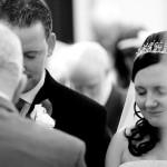 photo of liverpool wedding photographer White