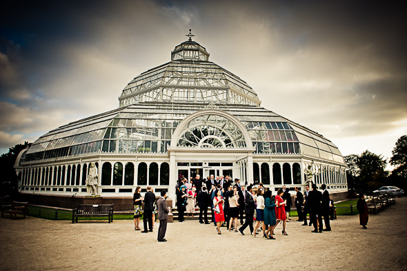 Sefton Park Palm House Review White Wedding Photography Liverpool