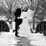 White Winter Wedding