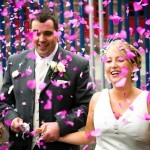 Confetti! Liverpool Wedding