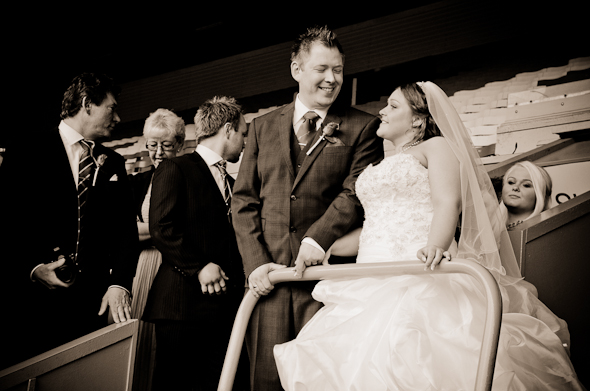 wedding photography liverpool football club -1