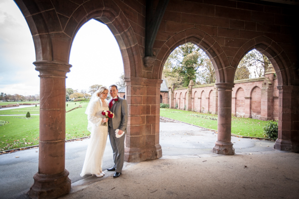 White Wedding Photography Liverpool - Jenny and James at the Isla Gladstone